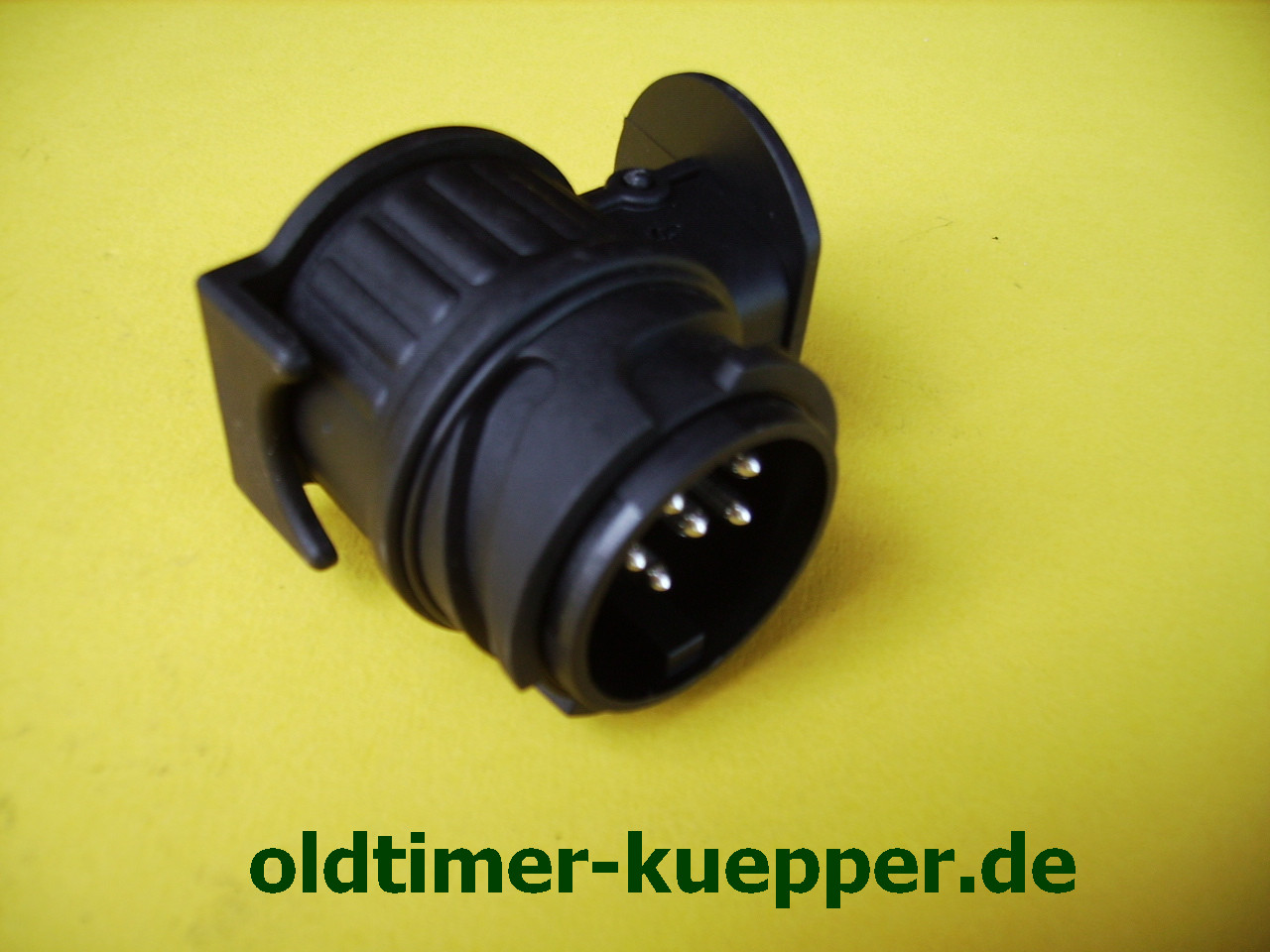 adapter 13 auf 7 pole 100131 oldtimer kuepper. Black Bedroom Furniture Sets. Home Design Ideas
